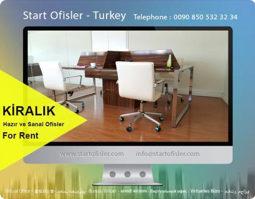 Gebze mobilyalı ofis