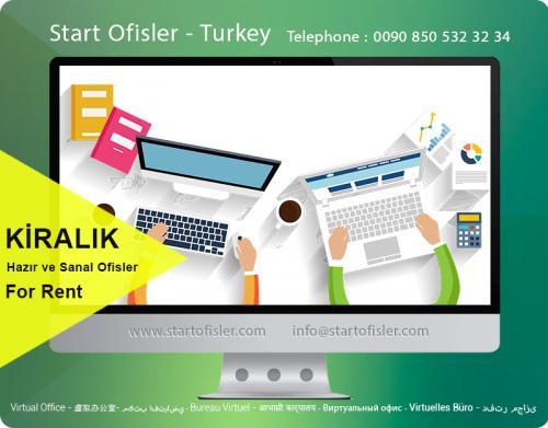 İstanbul anadolu yakası kiralık sanal ofis