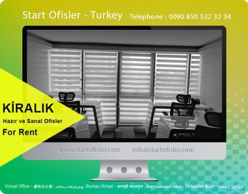 İstanbul anadolu yakası mobilyalı ofis