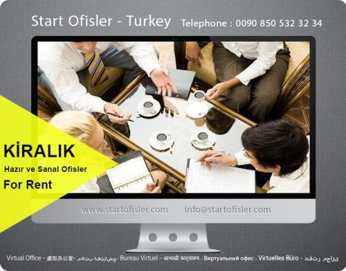 İstanbul anadolu yakası sanal ofis