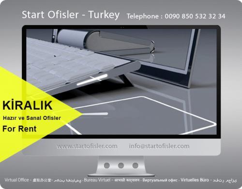 İstanbul türkiye kiralık ofisler