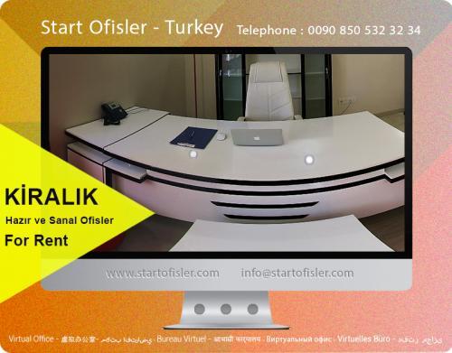 Kadıköy mobilyalı ofis