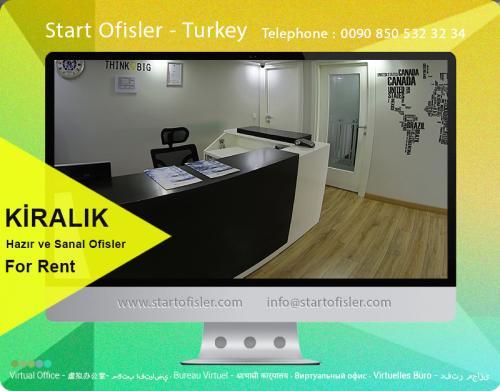 Pendik kiralık sanal ofis