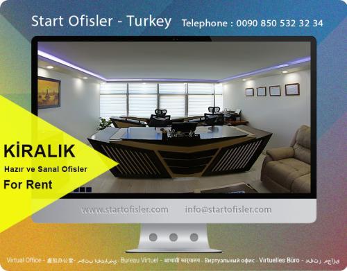 Sultanbeyli mobilyalı ofis