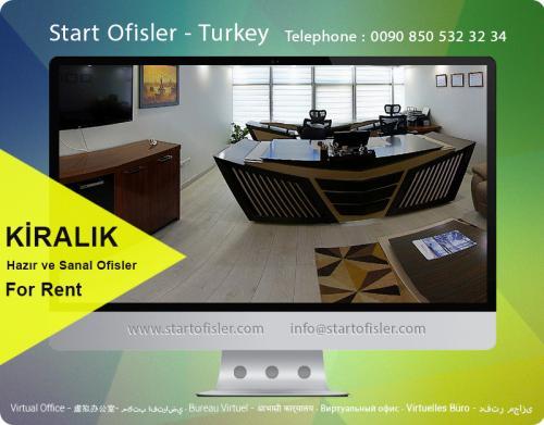 Üsküdar kiralık mobilyalı ofis