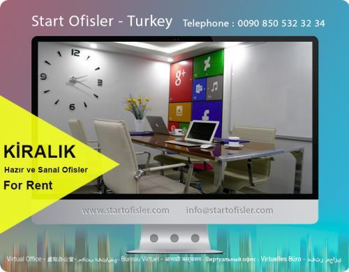 Üsküdar mobilyalı ofis