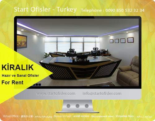 ataşehir kiralık mobilyalı ofisler
