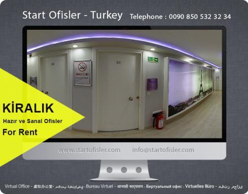 istanbul anadolu yakası hazır ofis