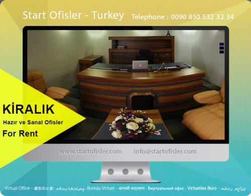 istanbul anadolu yakası kiralık büro