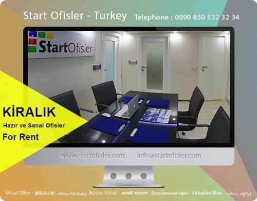 istanbul anadolu yakası kiralık hazır ofis