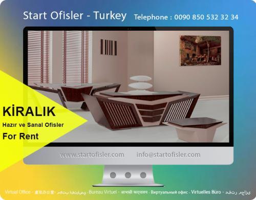 istanbul anadolu yakası kiralık mobilyalı ofis