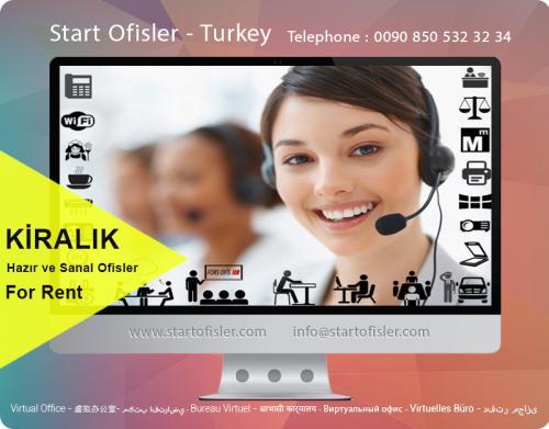 istanbul anadolu yakası kiralık resmi iş adresi