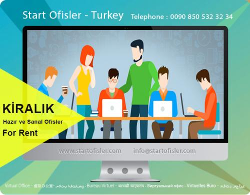 istanbul anadolu yakası sanal ofis adresi