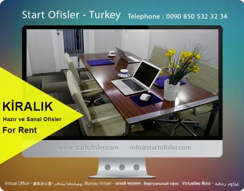 istanbul anadolu yakası sanal ofis kiralık