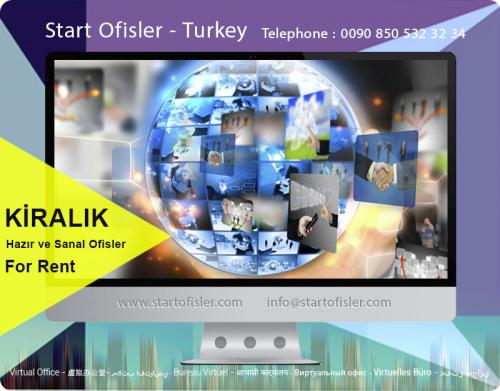 istanbul anadolu yakası sanal ofis kiralamak