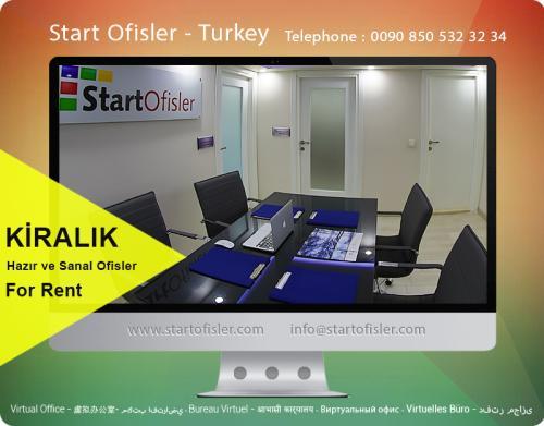 istanbul avrupa yakası hazır ofis