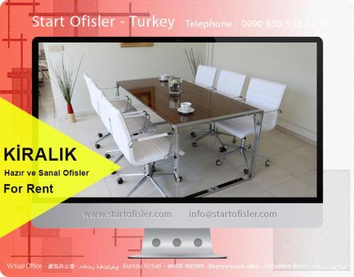 istanbul avrupa yakası kiralık hazır ofis