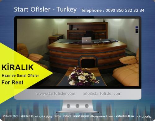 istanbul avrupa yakası kiralık mobilyalı ofis