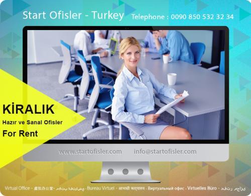istanbul avrupa yakası sanal ofisler