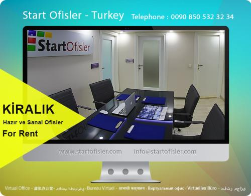 istanbul kadıköy sanal ofis kiralık