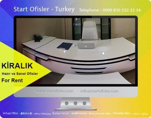 istanbul pendik sanal ofis kiralık