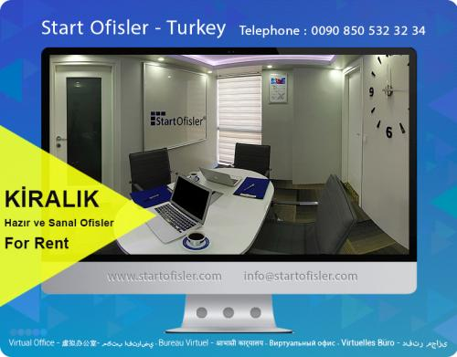 istanbul sultanbeyli sanal ofis kiralık