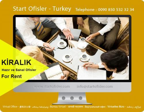 istanbul türkiye kiralık hazır ofis
