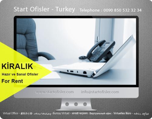 istanbul türkiye kiralık yasal adres