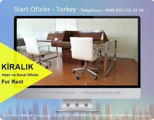 istanbul türkiye sanal ofis kiralamak