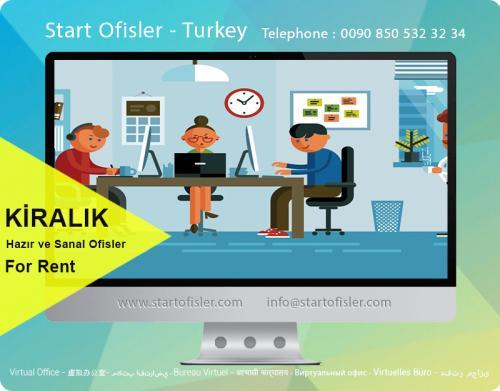 istanbul tuzla sanal ofis kiralık