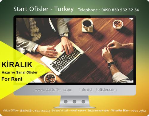 kadıköy kiralık resmi iş adresi