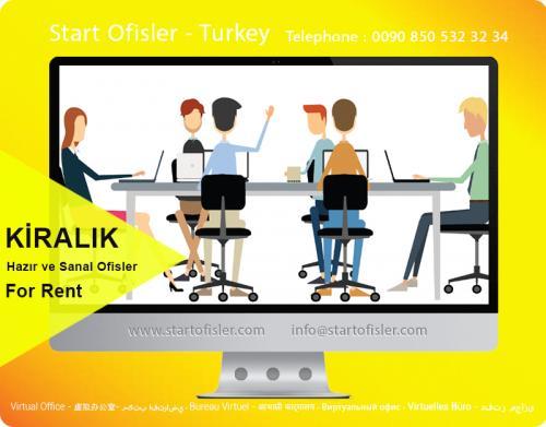 kadıköy sanal ofis kiralamak