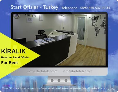kartal sanal ofis kiralamak