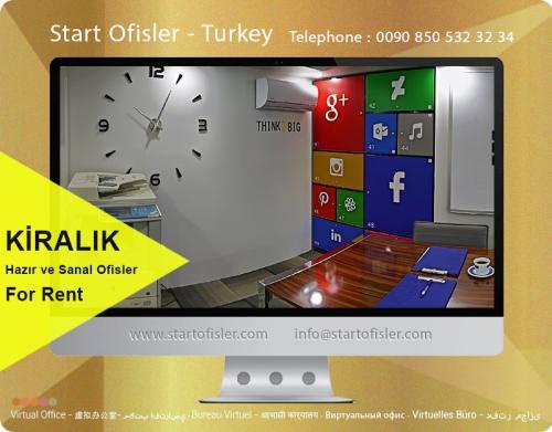 kiralık hazır ofis Beykoz