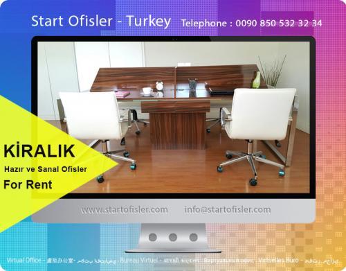 kiralık hazır ofis istanbul anadolu yakası