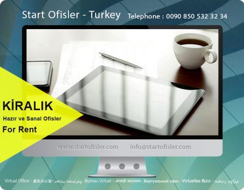 kiralık hazır ofis istanbul avrupa yakası