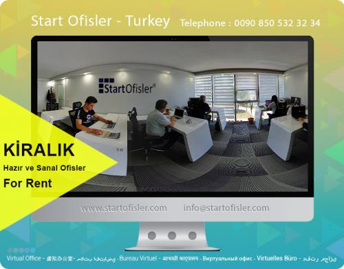 kiralık sanal ofis Beykoz