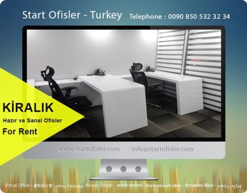 kiralık sanal ofis istanbul anadolu yakası