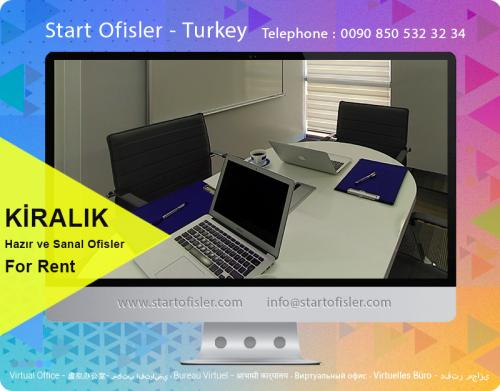 kiralık sanal ofis kartal
