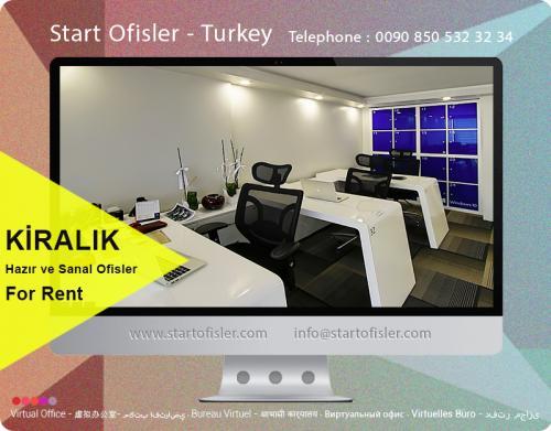 sanal ofis ataşehir