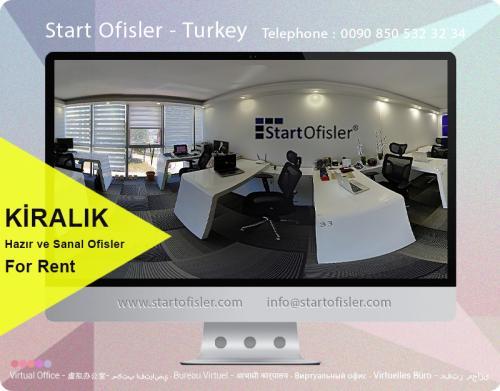 sanal ofis istanbul anadolu yakası