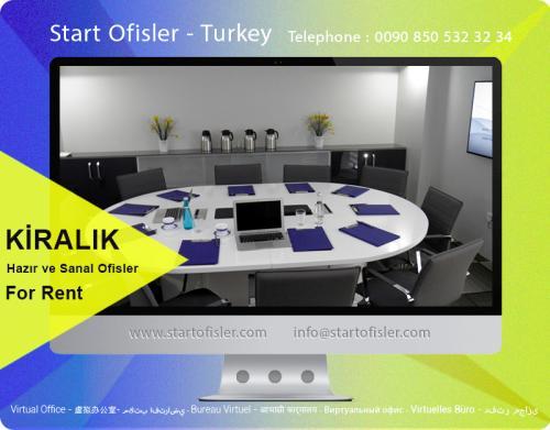 sanal ofis istanbul türkiye