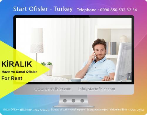 sanal ofisler istanbul anadolu yakası