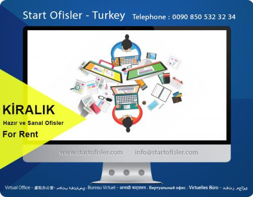 sultanbeyli kiralık yasal iş adresi