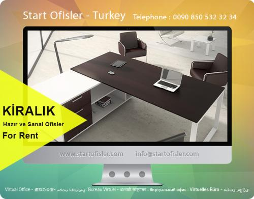 sultanbeyli sanal ofis kiralamak