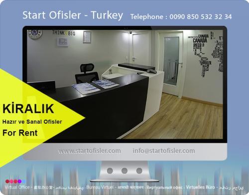 sultanbeyli sanal ofisler