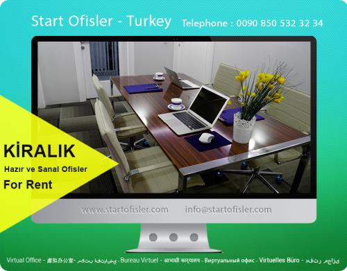 üsküdar sanal ofis kiralamak